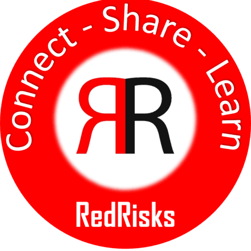 RedRisks Connect Share Learn Logo